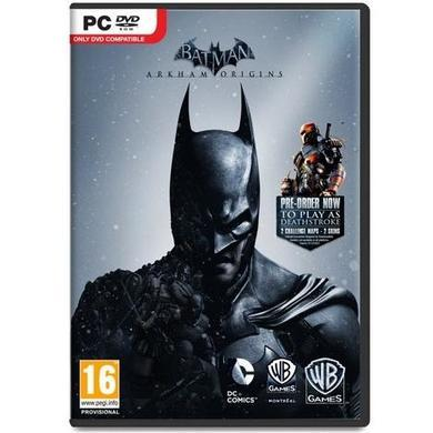 Batman Arkham Origins - Age Rating 18 PC Game