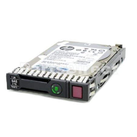 HPE 2TB 12G SAS 7.2K 2.5in 512e SC HDD
