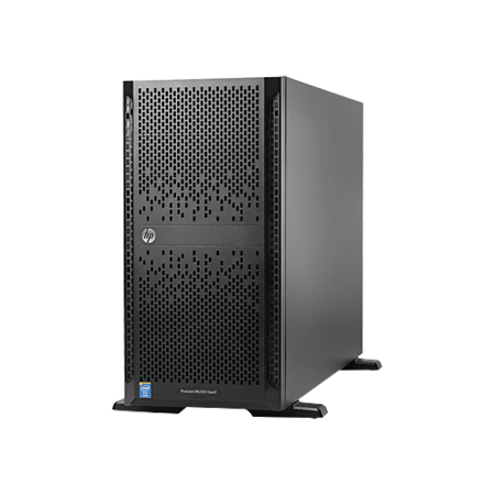 765822-421 HPE ProLiant ML350 Gen9 Tower 2 x Intel Xeon E5-2650v3 10-Core 2.30GHz 25MB 32GB Tower Server