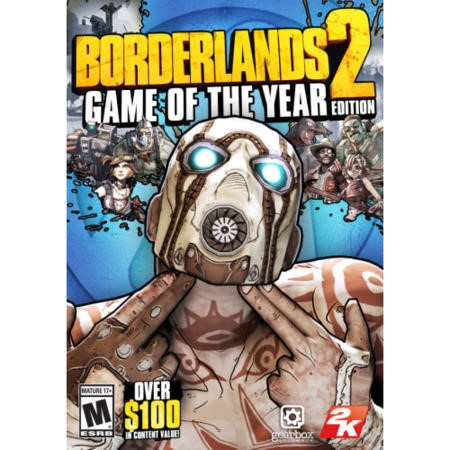 Borderlands 2 Game of the Year Edition PC Game