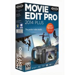 MAGIX Movie Edit Pro 2014 - Electronic Software Download