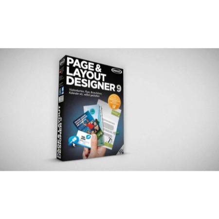MAGIX Page & Layout Designer 9 - Electronic Software Download