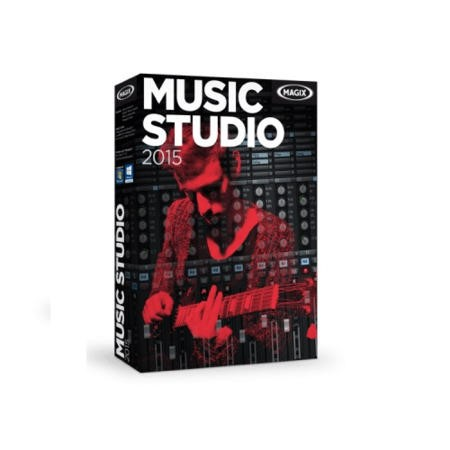 MAGIX Music Studio 2 - Electronic Software Download
