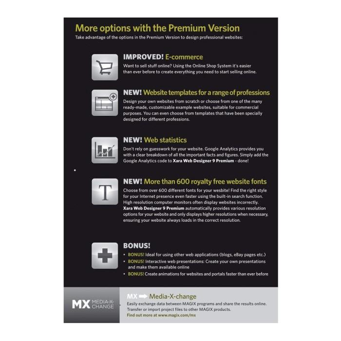 magix web designer 9 premium torrent ita