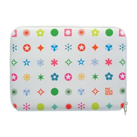 "Pat Says Now 16""-17"" Laptop Sleeve - Pattern"