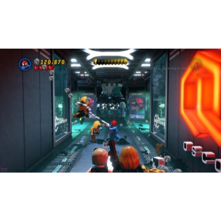 LEGO Marvel Super Heroes PC Game
