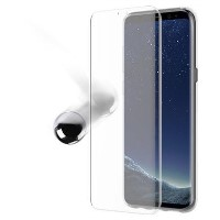 OtterBox Alpha Glass - Screen protector - clear - for Samsung Galaxy S8+