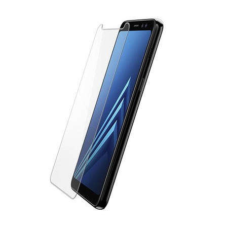 official photos e5fc8 4c6d1 OtterBox Alpha Glass Screen Protector - Clear - for Samsung Galaxy A8 2018