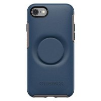 OtterBox Otter+Pop Symmetry PopSocket Case - iPhone 7/8 - Go To Blue