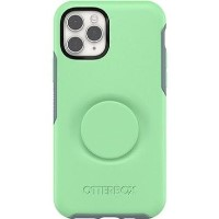 OtterBox Otter+Pop Symmetry PopSocket Case - iPhone 11 Pro - Mint to Be Light Green