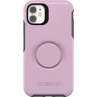 OtterBox Otter+Pop Symmetry PopSocket Case - iPhone 11 - Mauveolous Pink
