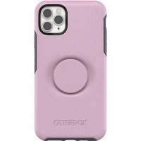 OtterBox Otter+Pop Symmetry PopSocket Case - iPhone 11 Pro Max - Mauveolous Pink