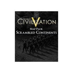 Sid Meier's Civilization V Map Pack Scrambled Nations DLC PC Game