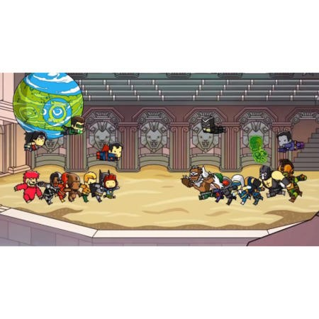 Scribblenauts Unmasked A DC Comics Adventures PC Game