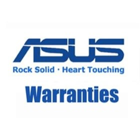 ASUS 2Yr Warranty Extension Package - Parts and Labour - Global