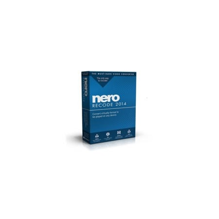Nero Recode 2014 - Electronic Software Download