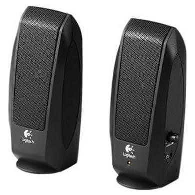 GRADE A1 - As New - Logitech S-120 2.3W Portable Speakers