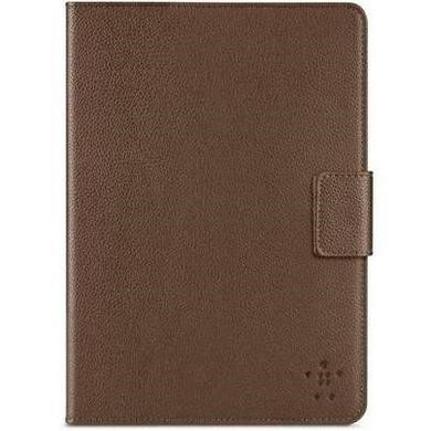 Refurbished GRADE A1 - Belkin Leather Tab Cover for iPad Mini in Brown