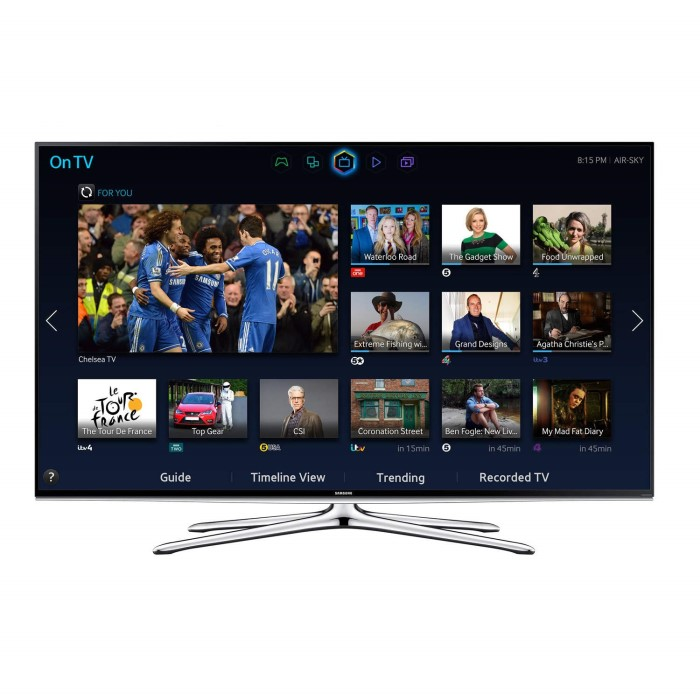 8872d110c7321 Samsung UE50H6200 50 Inch Smart 3D LED TV - Laptops Direct