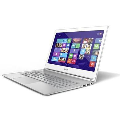 Refurbished Grade A1 Acer Aspire S7-392 Core i5-4210U 1.7GHz  8GB 128GB SSD Windows 8.1 Professional 13.3 inch 2560 x 1440 Touchscreen Ultrabook