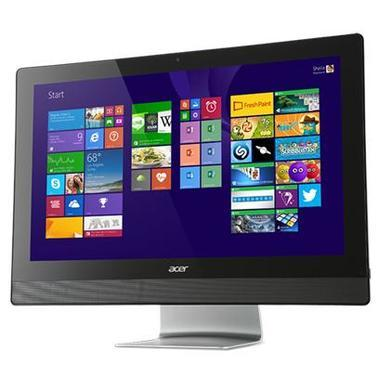 "GRADE A1 - As new but box opened - Acer Aspire Z3-615 Black 23"" Touch AIO Intel Core i3-41306GB1TBIntergrated DVD RW Windows 8.1"