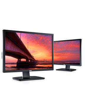 "GRADE A1 - As new but box opened - Dell UltraSharp U2412M VGA DVI-D Display port USB 24"" Widescreen Monitor"