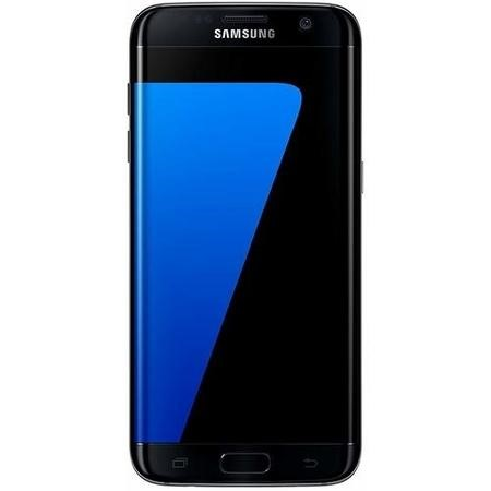 "GRADE A2 - Samsung Galaxy S7 Edge Black 5.5"" 32GB 4G Unlocked & Sim Free"