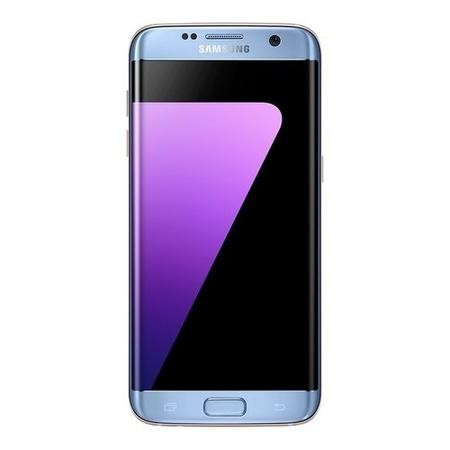 "Samsung Galaxy S7 Edge Coral Blue 5.5"" 32GB 4G Unlocked & SIM Free"