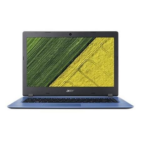 77583665/1/A1/NX.GQ9EK.001 Refurbished ACER Aspire 1 Intel Pentium N4200 4GB RAM 64GB 14 Inch Windows 10 Laptop in Blue