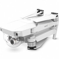 GRADE A2 - DJI Mavic Pro Alpine White Drone with Combo Pack