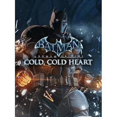 Batman Arkham Origins - Cold Cold Heart DLC - Age Rating18 PC Game