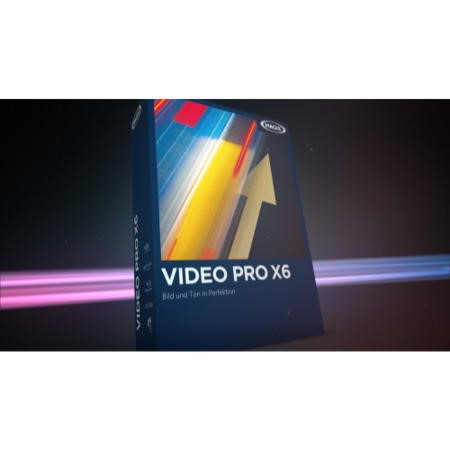MAGIX Video Pro X6 - Electronic Software Download