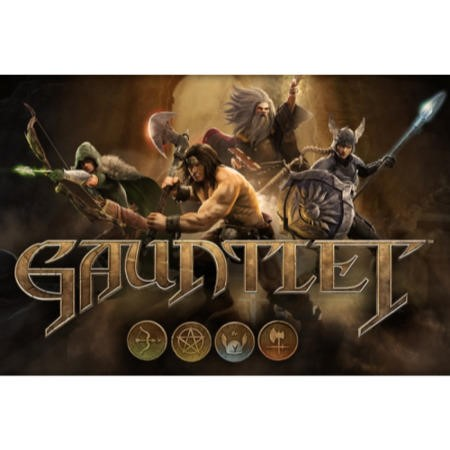 "Gauntlet"" PC Game"