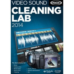 MAGIX Audio Cleaning Lab 2014 - Electronic Software Download