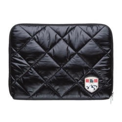"Pat Says Now 8.9""-11.6"" Laptop Sleeve - Black Duvet"