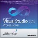 77D-00092 Microsoft visual studio professional with msdn licence and software assurance
