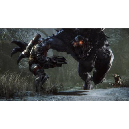 Evolve PC Game