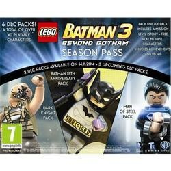 LEGO Batman 3 Beyond Gotham Season Pass PC Game