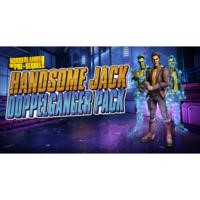 Borderlands The Pre-Sequel Handsome Jack Doppelganger Pack PC Game