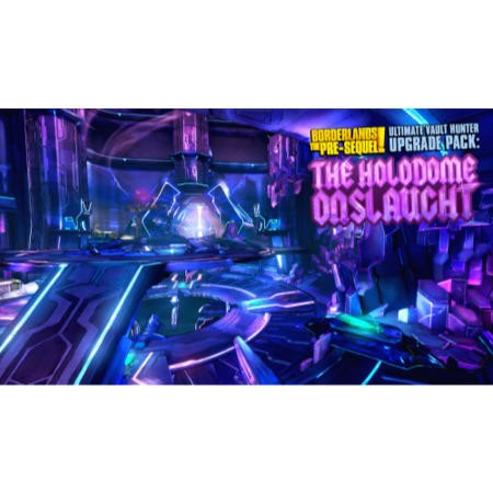 Borderlands The Pre-Sequel Ultimate Vault Hunter Upgrade Pack The Holodome Onslaught DLC PC Game