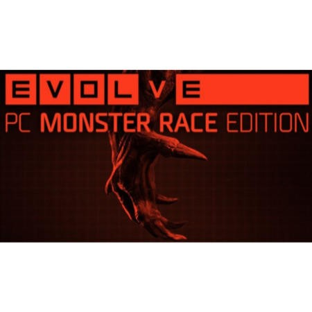 Evolve PC Monster Race Edition PC Game