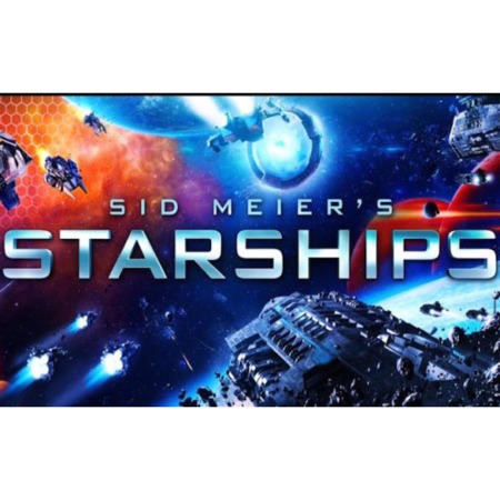 Sid Meier's Starships PC Game