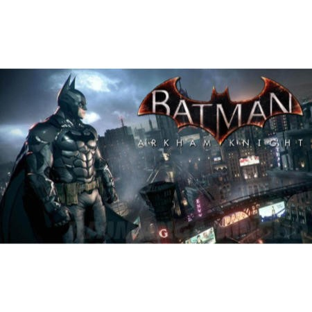 Batman Arkham Knight - Age Rating 18 PC Game