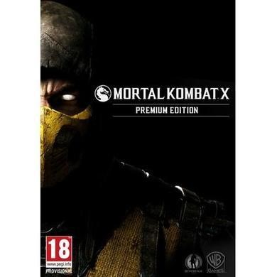 Mortal Kombat X - Premium Edition PC Game