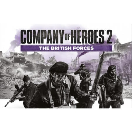 Company of Heroes 2 - The British Forces - PC Download