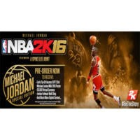 NBA 2K16 - The Michael Jordan Edition - PC Download