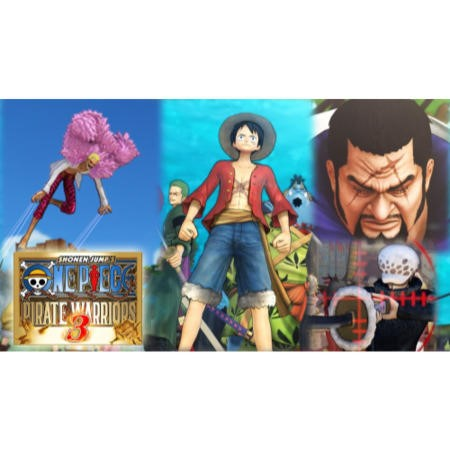 One Piece Pirate Warriors 3 - PC Download