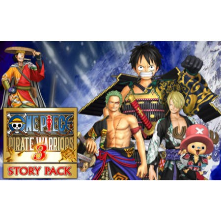 796303 One Piece Pirate Warriors 3 - Story Pack - PC Download