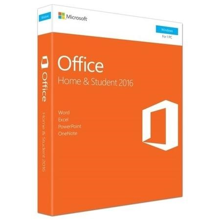 79G-04597 Microsoft Office Home & Student 2016
