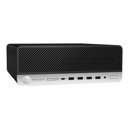 HP ProDesk 600 G5 SFF Core i7-8700 8GB 256GB SSD Windows 10 Pro Desktop PC